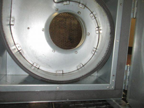 Abluftkanal 2 005 600x450 Reinigung weiterer Abluftanlage