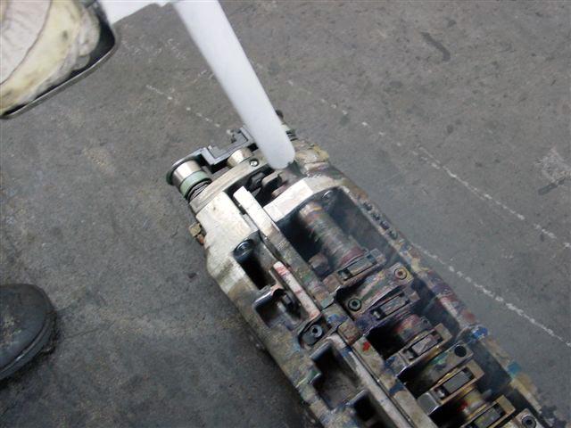 Leimwanne Trockeneisstrahl reinigung Reinigung mit der Trockeneis Strahltechnik