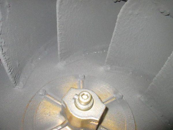 Ofen 003 600x450 Reinigung einer Ofen Abluftanlage