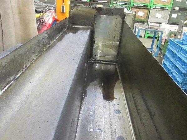 Ofen 010 600x450 Reinigung einer Ofen Abluftanlage