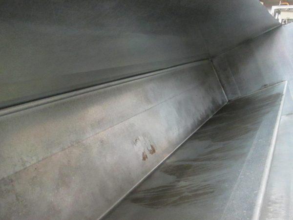 Ofen 011 600x450 Reinigung einer Ofen Abluftanlage