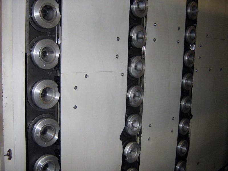 Produktionsanlage gereingt Trockeneisstrahl Reinigung mit der Trockeneis Strahltechnik